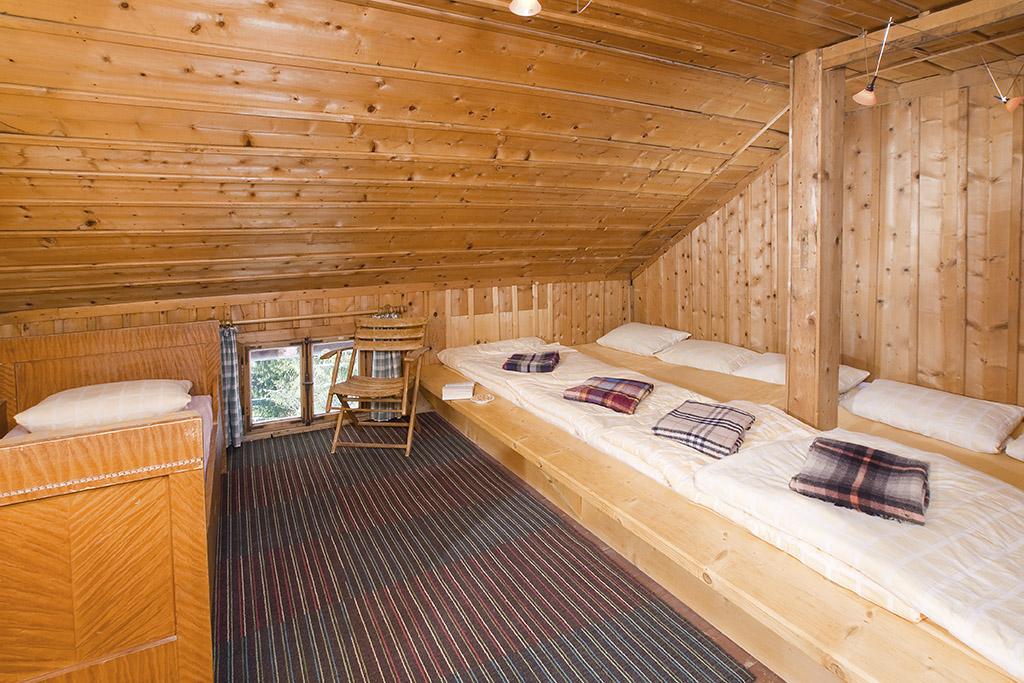 Matratzenlager  Entspannen und wohnen - Berggasthof Einödsbach, südlichster Ort ...